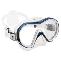 Aqualung Reveal X1 Clear/Blue Maske