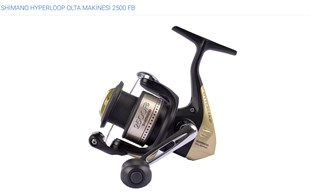 Shimano Hyperloop 2500 FB Olta Makinesi