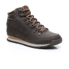 The North Face Back-to-Berkeley Brown Deri Erkek Bot