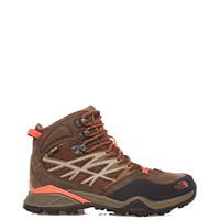 The North Face Hedgehog Hike MID GTX Brown Kadın Bot