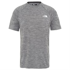 The North Face Impendor Seamless TNF Black White Erkek Tişört