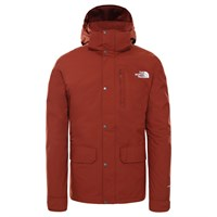 The North Face Pinecroft Triclimate Erkek Brandy Brown Mont